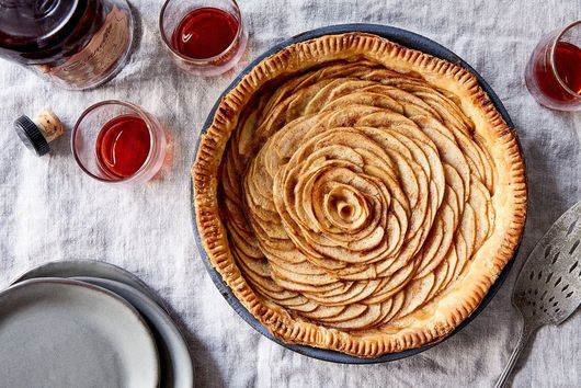 Epic Single Crust Apple Pie