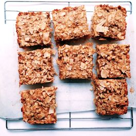 Coconut Dream Bars