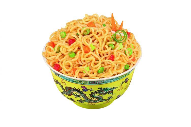 Manchurian Instant Noodles