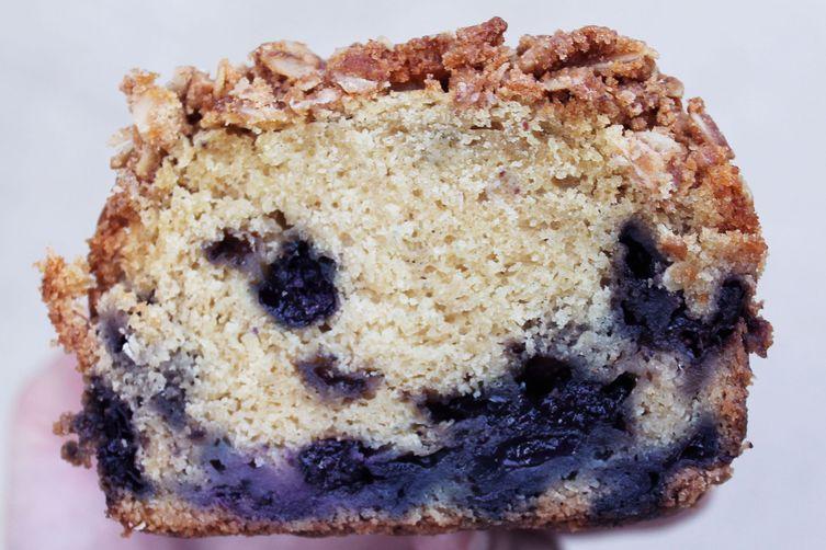 You Pick Fruit Crumb Cake