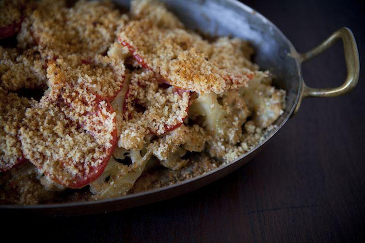 Rustic Cauliflower Bake Recipe — Dishmaps