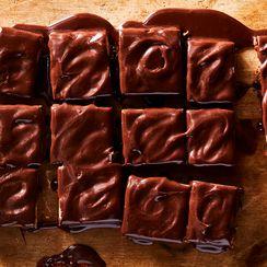 Milk Chocolate–Cayenne Ganache