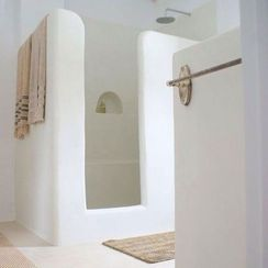 Tadelakt: the Minimalist, Moroccan Technique That's Sweeping Bathroom Design