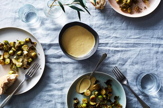 Roberta's Roasted Garlic Dressing