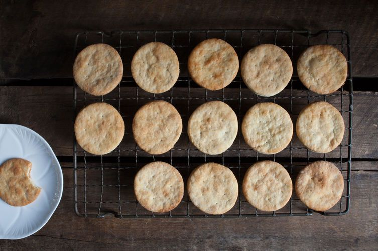 How To Make Rich Tea Biscuits