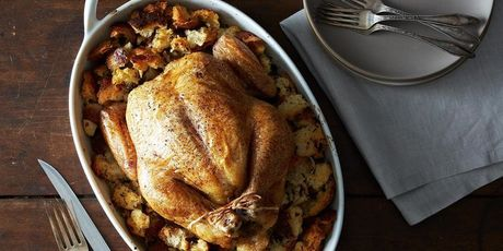 "The ""Thanksgiving"" Menu Genie's back—only now it's time for latkes and hams"