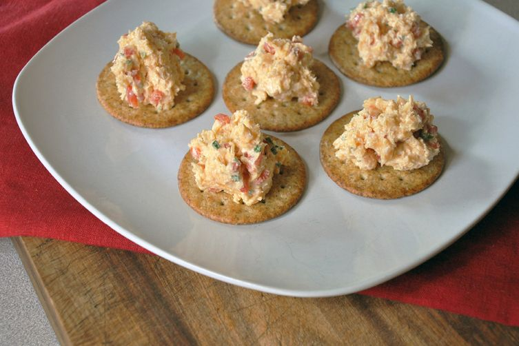 Chef Bill's Pimento Cheese