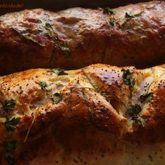 Meatloaf in Puff Pastry with Poppy Seeds