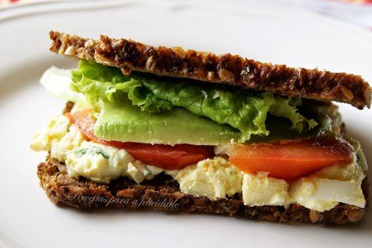 Surprise sandwich