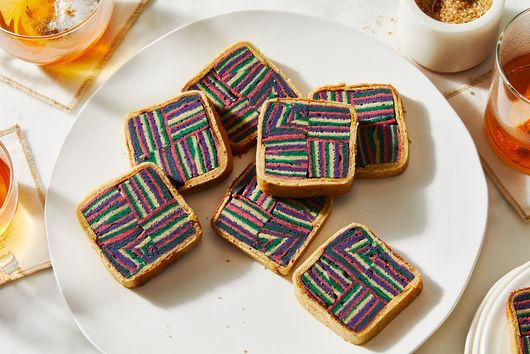 Kek Lapis Sarawak (Sarawak Layer Cake)