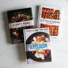 Ottolenghi, Jerusalem, Plenty More