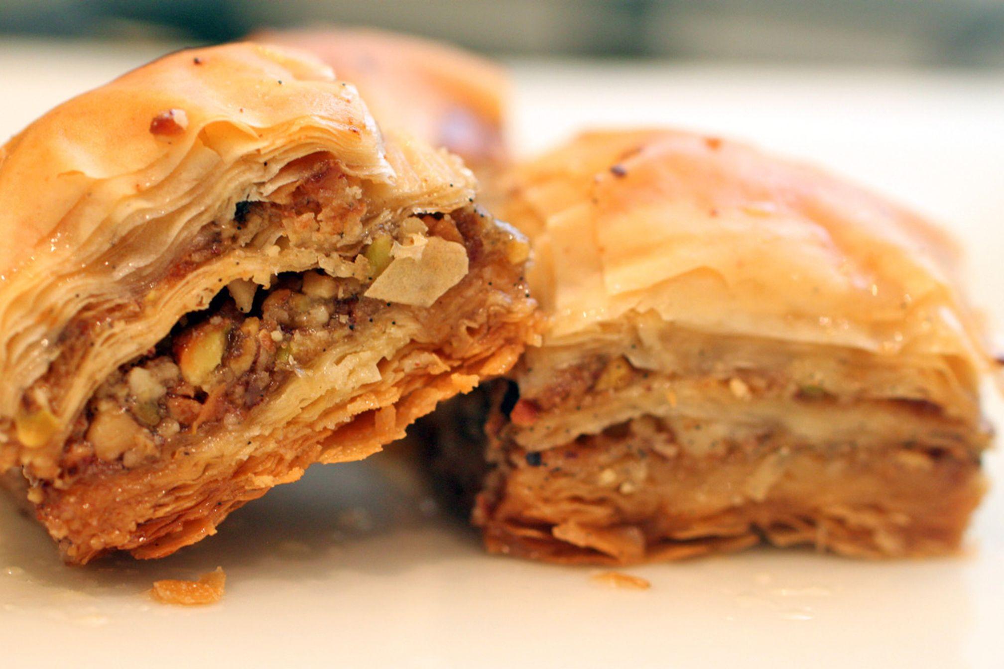 Fastest Baklava Ever Recipe On Food52