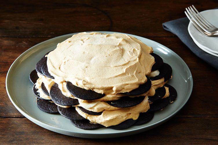 Spiced Dulce de Leche Banana Icebox Cake