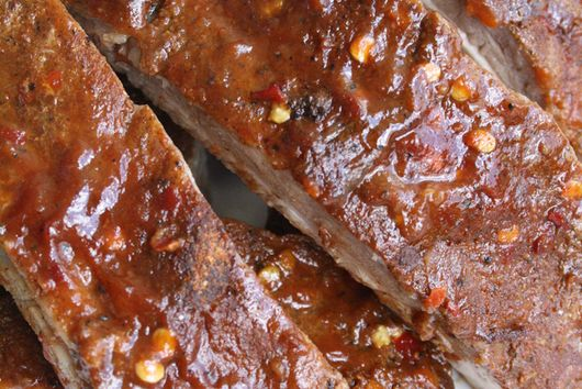 Slow Cooked Ribs