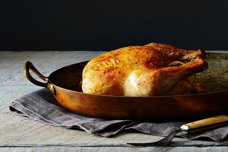 genius roast chicken