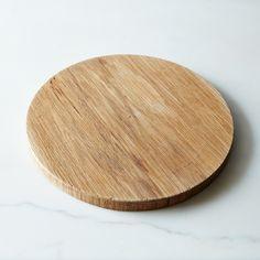 Rustic Oak Pie Slab