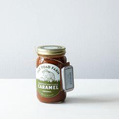 Original Goat's Milk Caramel Sauce and Jacobsen Salt Set