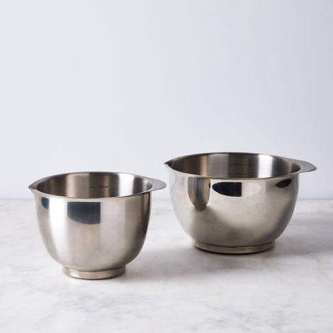 Food52 x Rosti Stainless Steel Margrethe Bowl (Set of 2)