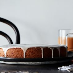 Brown Butter Honey Tea Cake