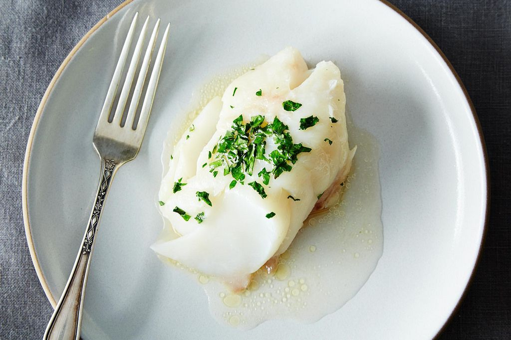 Genius baked fish with butter and sherry best fish recipes for Good fish recipes