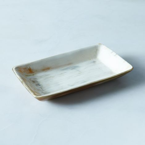 Horn Heirloom Tray