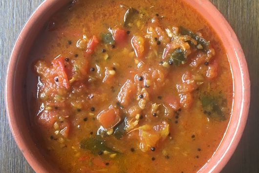 Curry Leaf & Tomato Chutney