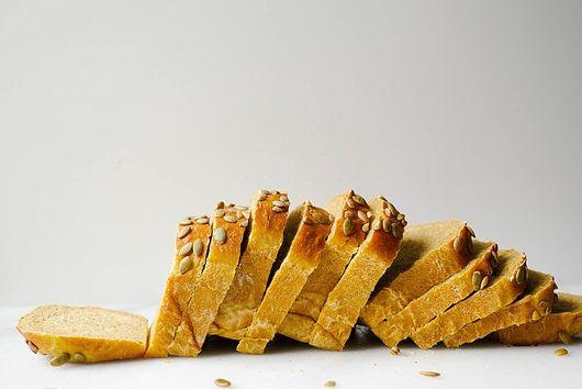 Pumpkin Yeast Bread