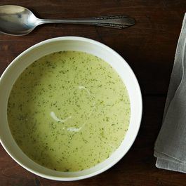 celery soup by tasty dish