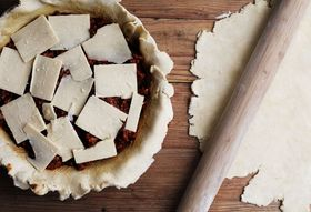 Pie For Dinner: A Savory, Spiced Lamb Pie