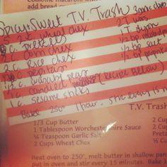 Spicy & Sweet TV Trash