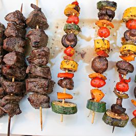 Kabobs by Diana Burroughs