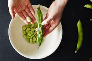 It's Okay: Don't Peel Your Fava Beans!