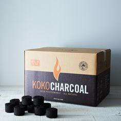 KOKO Charcoal (24 pounds)