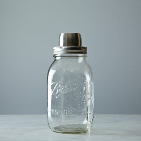 Mason Cocktail Shaker