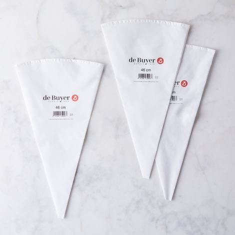 de Buyer Reusable Pastry Bags (Set of 3)