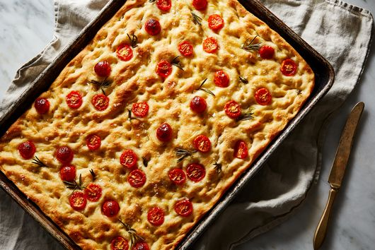 I Found an Amazing Tomato-Rosemary Focaccia Recipe in Wales