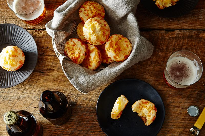 Brazilian Cheesy Bread