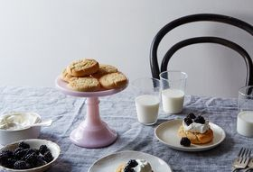A Gluten-Free Biscuit for Shortcakes & Summer Breakfasts