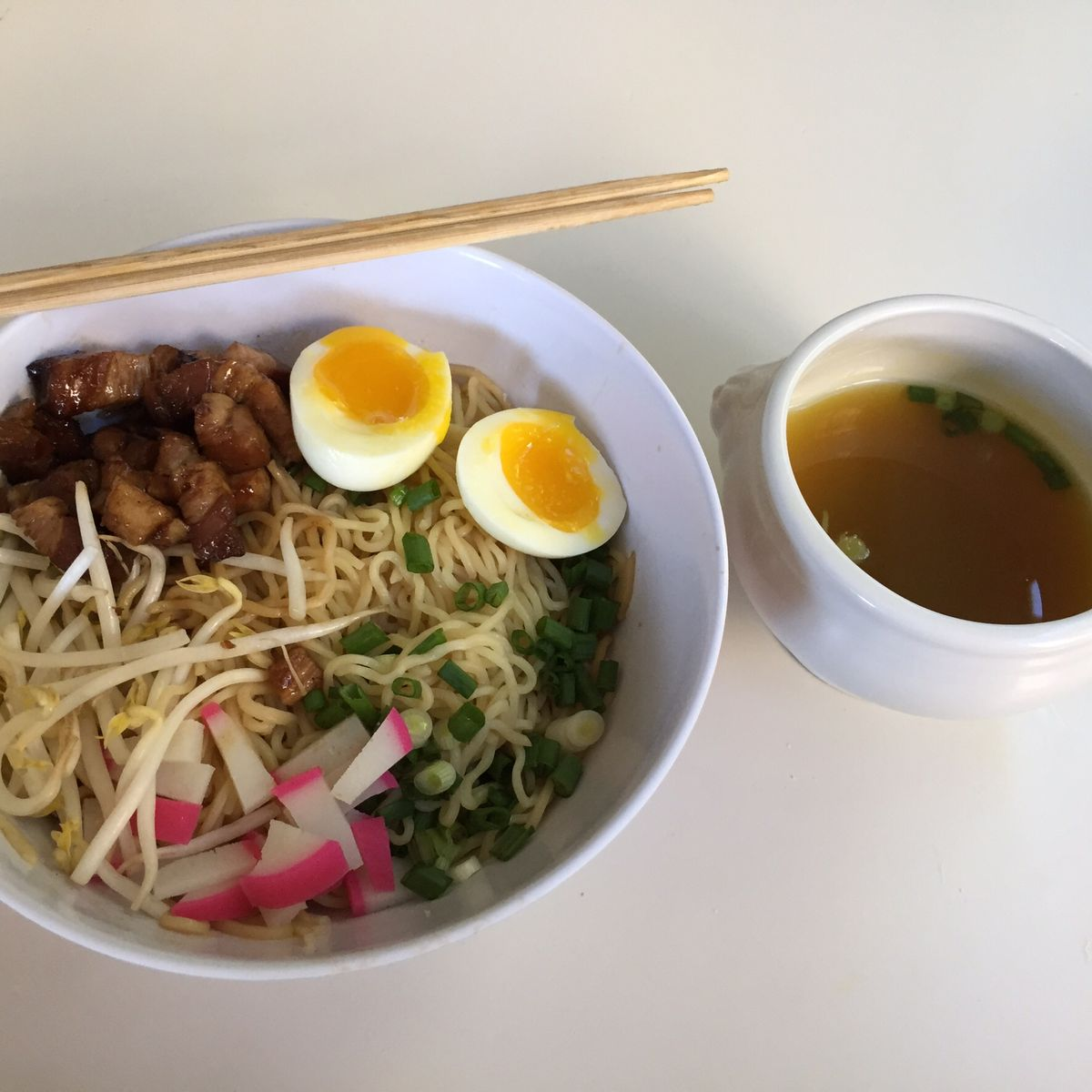 Hawaiian Style Dry Mein Noodles