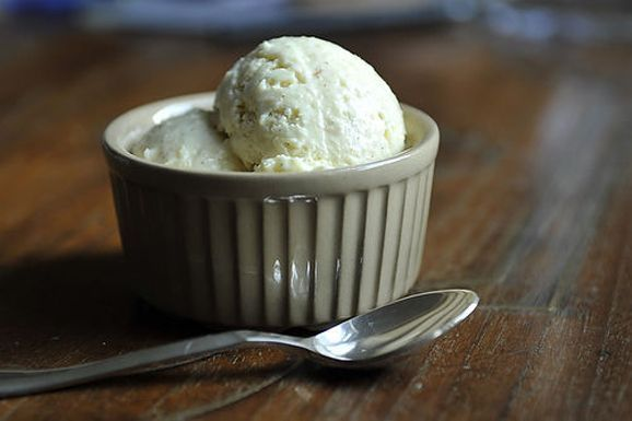 Toasted Coconut Ice cream