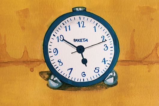 Why I Spent Two Decades Looking for a Little Blue Alarm Clock