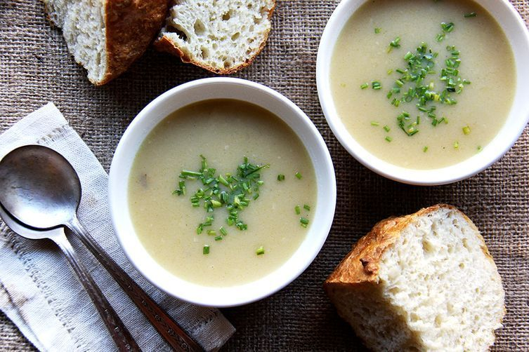 Turkey and Potato Soup