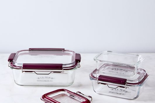 Kilner Glass Storage Containers (Set of 3)