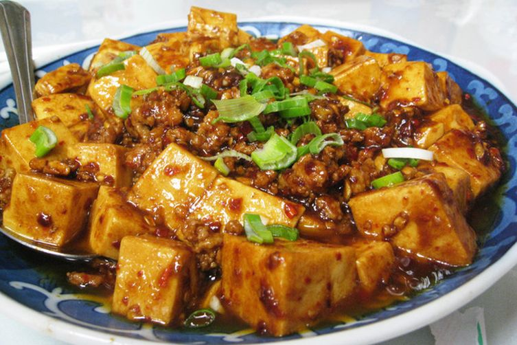 Spicy tofu with pork spicy tofu with pork forumfinder Images
