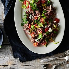 A Full-Throttle Steak Salad & 8 Ways It'll Save Dinnertime