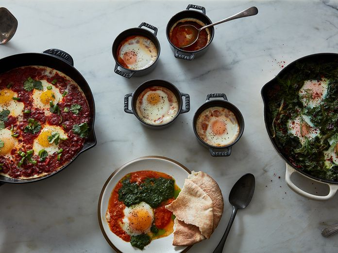 3 Different Takes on Shakshuka (All Are Winners!)