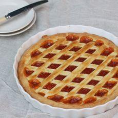 31091603 1586 41f3 a418 f1732112d96e  apricot jam crostata