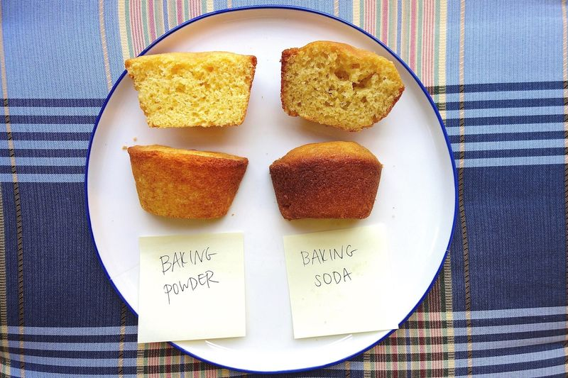 Can You Substitute Baking Soda for Baking Powder? (And Vice Versa?)