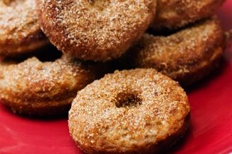 Baked Mini Gluten Free Vegan Vanilla Donuts Recipe On Food52