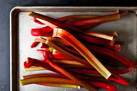 Sweet and Savory Ways to Use Rhubarb